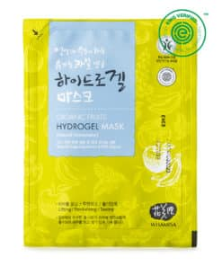 Whamisa Organic Fruits Hydrogel Mask (Front)