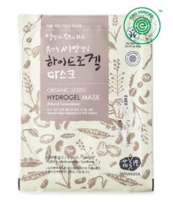 Whamisa Organic Seeds Hydrogel Mask (Front)