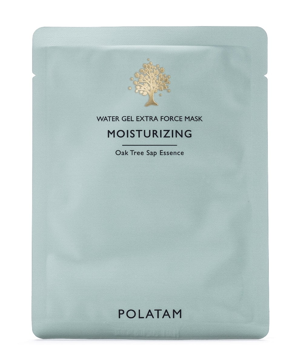 Polatam Water Gel Extra Force 'Moisturizing' Mask (Front)