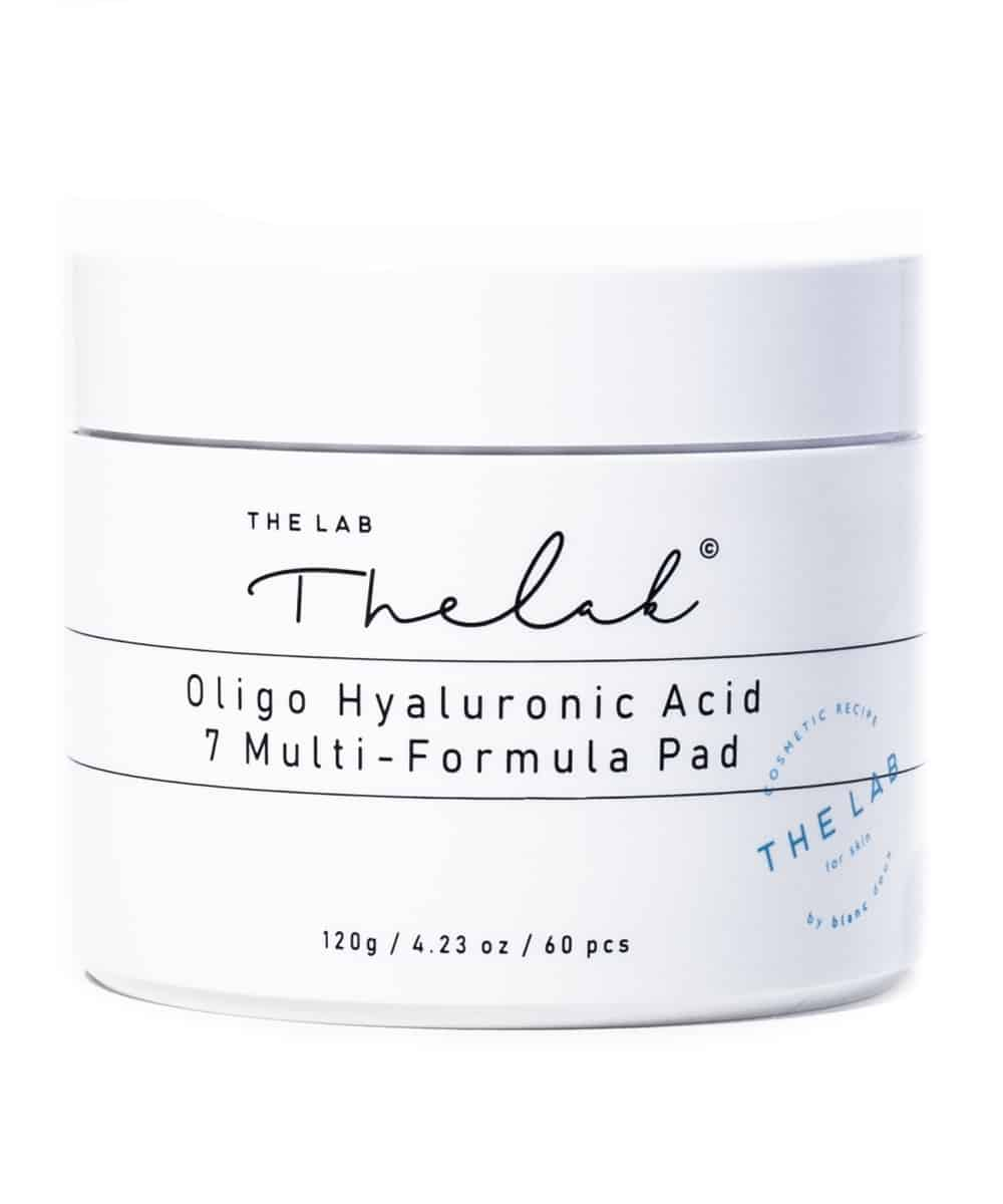 The Lab by Blanc Doux Oligo Hyaluronic Acid 7 Multi-Formula Pad (Front)
